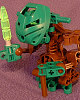 YOTOA, BioniWars MOC By Purple Dave