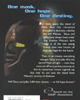 Back Cover of <I>BIONICLE�: MASK OF LIGHT</I> Novel
