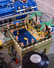 2003 Novi Toy & Hobby Expo, Space Table