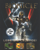 Back Cover of Panini BIONICLE Comic