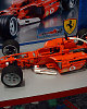 Toy Fair 2004, Ferrari Section