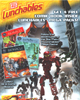 Back Cover of DC Comic <I>BIONICLE� #17 � In The Grip of the Morbuzahk!</I>
