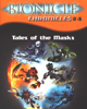 Front cover of <I>BIONICLE� Chronicles #4: Tales of the Masks</I>