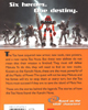 Back cover of <I>BIONICLE� Chronicles #4: Tales of the Masks</I>