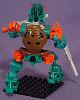 Raphael, TMNT MOC By Purple Dave
