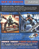 Back Cover of DC Comic <I>BIONICLE #18</I>