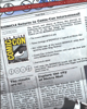 Ad for Comic Con in DC Comics #18