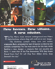 Back cover of <I>BIONICLE� Adventures #3: The Darkness Below</I>