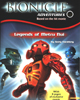 Front of <I>BIONICLE&reg; Adventures #4: Legends of Metru Nui</I>