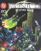 Front Cover of DC Comic <I>BIONICLE� #20 � Danger is the Dark Hunters</I>