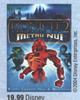 Target advertisement for <I>BIONICLE&reg; 2</I>