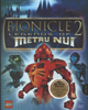 Front cover of outer box of <I>BIONICLE 2: Legends of Metru Nui</I> DVD