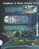 Inside cover of outer box of <I>BIONICLE 2: Legends of Metru Nui</I> DVD