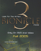 Advertisement for <I>BIONICLE&reg; 3</I> from insert