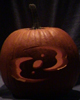 Double-B BIONICLE&reg; Logo Pumpkin