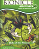 Front cover of <I>BIONICLE&reg; Adventures #7: Web of the Visorak</I>