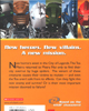 Back cover of <I>BIONICLE Adventures #8: Challenge of the Hordika</I>