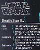 Plaque for DeathStar II model