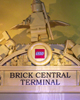 Brick Central Terminal display at NYC Toys 