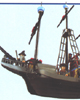 Catalog images of 4768 The Durmstrang Ship