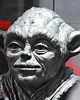 Yoda Bronzium Bust