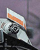 Snowspeeder Model - Rear